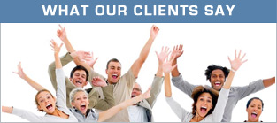 What out clients say